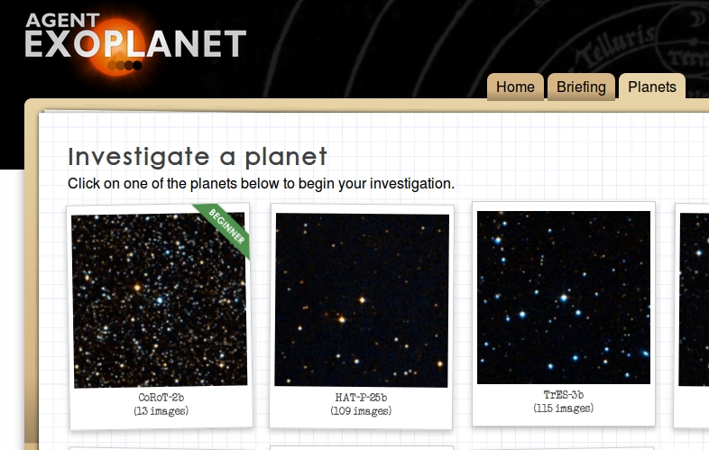 'Agent exoplanet' is an example of a citizen science effort. http://lcogt.net/agentexoplanet/