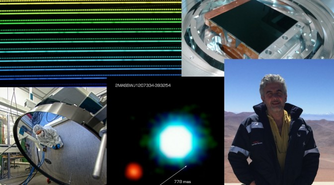 Frequency comb, deformable mirrors,, 90 Mpix detectors, all this batch of new technology going into new generation exoplanet instruments right now at ESO!
