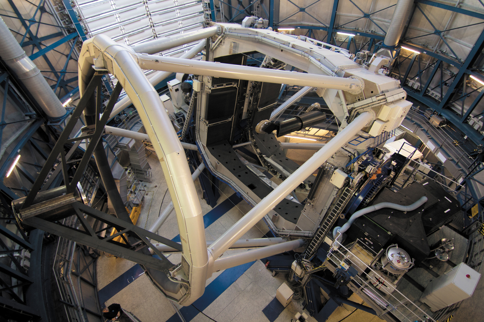 SPHERE is the extreme adaptive optics system and coronagraphic facility at the ESO Very Large Telescope. Its primary science goal is imaging, low-resolution spectroscopic, and polarimetric characterization of extra-solar planetary systems at optical and near-infrared wavelengths.