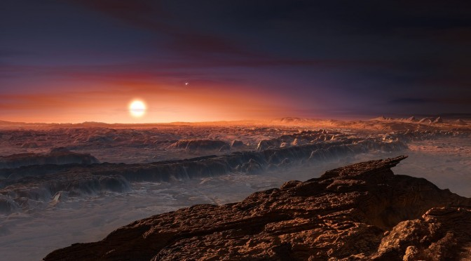 Proxima b is our neighbor… better get used to it!
